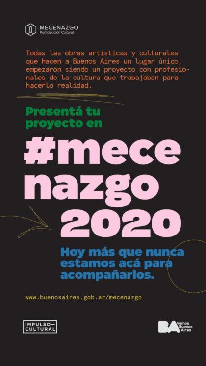 #mecenazgo2020