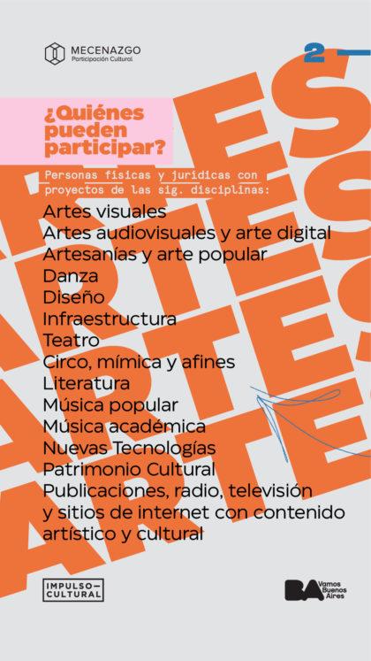 #mecenazgo